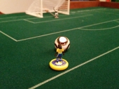 Subbuteo table soccer - Aaron 3
