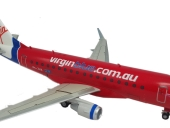 Virgin Blue Embraer 190 - Acrylic Decal Paper