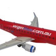 Virgin Blue Embraer 190 - small