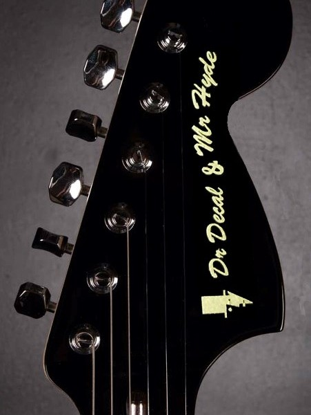 metallic-guitar-decal